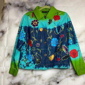 Allure women's Chambray jacket